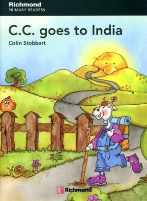 cc goes to india - level 4 - richmond primary readers