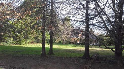 c.c. los cardales lote central zona bosque en venta 700 m²