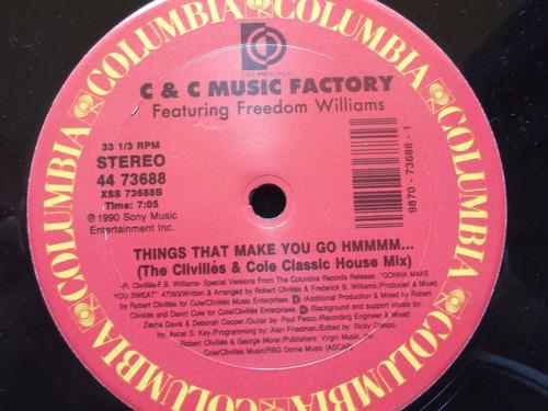 c&c music factory things that make you go hmmmm - remixes