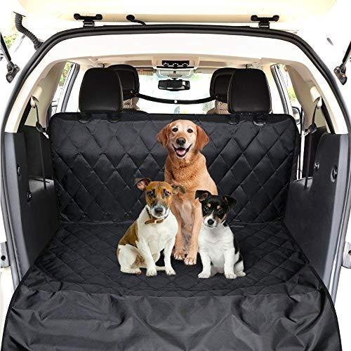 ccjk forro de carga para perros maletero de maletero impe