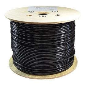 Cctv Cable De Red Utp Categoria 5e Exterior Carreta 305 Mts