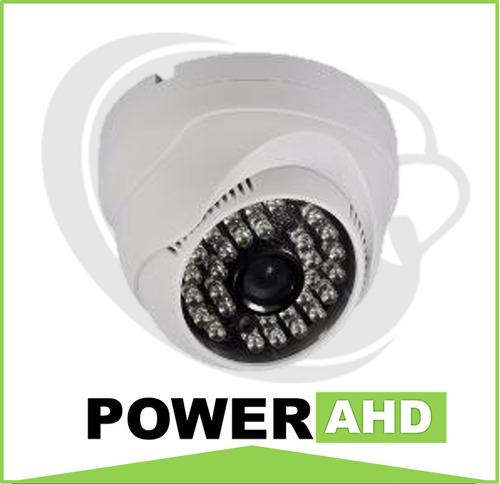 cctv camara de seguridad domo 24 led 1,5 megapixeles ahd