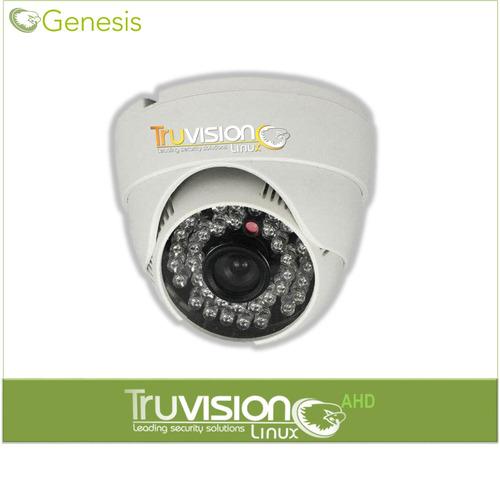 cctv camara de vigilancia domo 24 led 1,3 megapixeles ahd