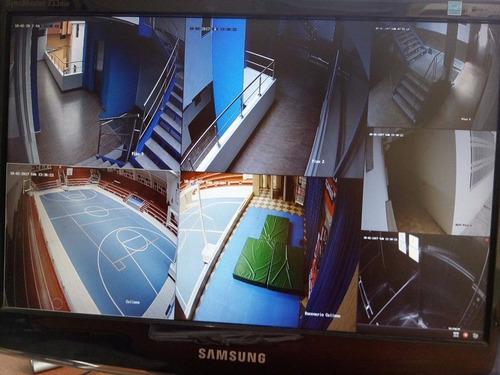 cctv cámaras, alarmas, cercos (mallas) eléctricos, porteros