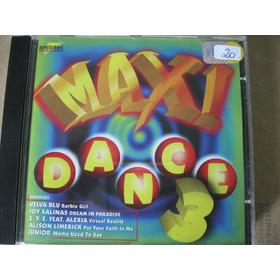Cd  =  Maxi Dance 3