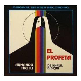 Cd - Armando Tirelli - El Profeta - 1978 - Progressivo- Raro
