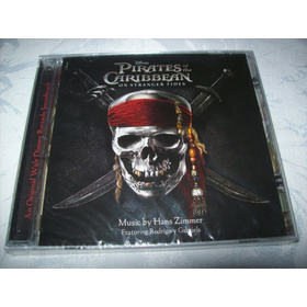 Cd - Pirates Of The Caribbean On Stranger Tides- Hans Zimmer