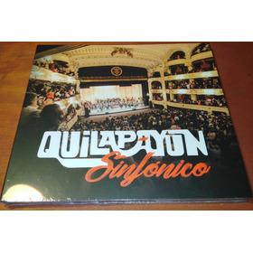 Cd - Quilapayun - Sinfonico (nuevo Sellado)