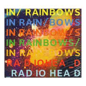 Cd - Radiohead - In Rainbows - Digypack E Lacrado