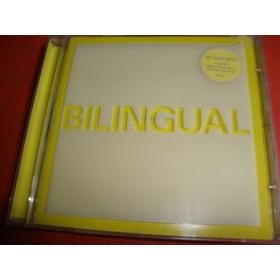 Cd  Pet Shop Boys   -   Bilingual