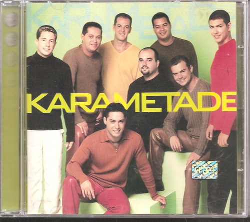 cd - (001) karametade - pergunte frete