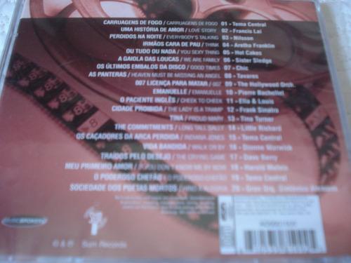 cd 0s 100 maiores sucessos do cinema
