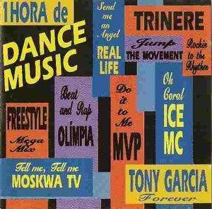 cd-1 hora de dance music-freestyle-em otimo estado
