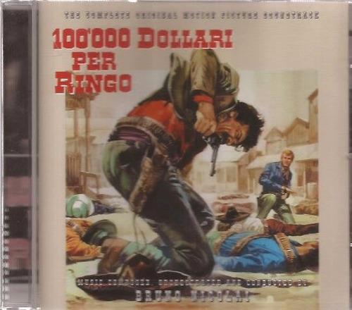 cd 10000 dollari per ringo - bruno nicolai - importado