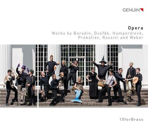 cd : 10forbrass - opera (2 pack)