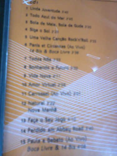cd 14 bis sem limite 2cds 30 sucessos