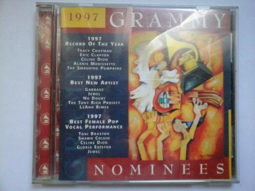 cd 1997 grammy nominees como nuevo