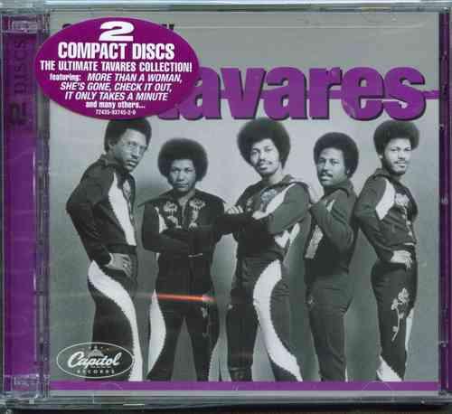 cd  2 cd`s de tavares  nuevo   envio gratis