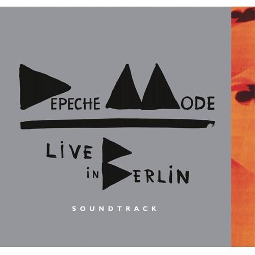 cd 2 discos depeche mode live in berlin soundtrack
