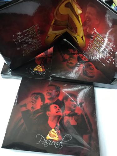 cd + 2 dvd sabroso   pasional   nuevo sellado de fábrica