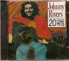 cd - 20 greatest hits - johnny rivers