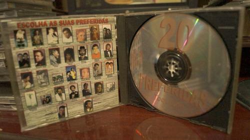cd 20 preferidas toquinho