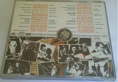 cd 20 sucessos do cinema