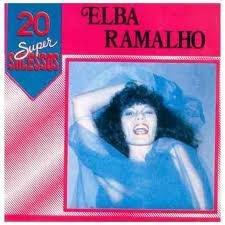 cd - 20 super sucessos - elba ramalho
