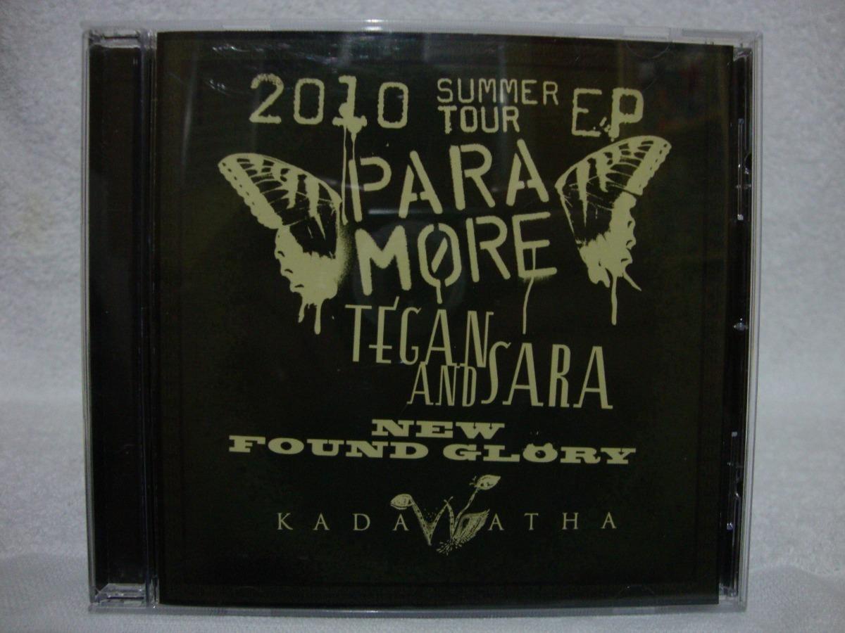 cd de paramore 2010
