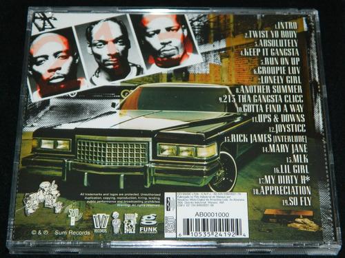 cd 213 the hard way