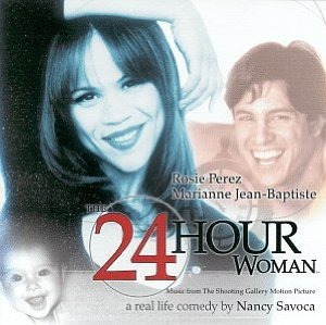 cd 24 hour woman [soundtrack] kenny gonzalezording]