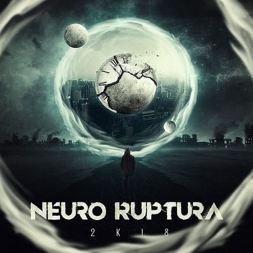 cd 2k18 banda neuro ruptura - álbum físico!