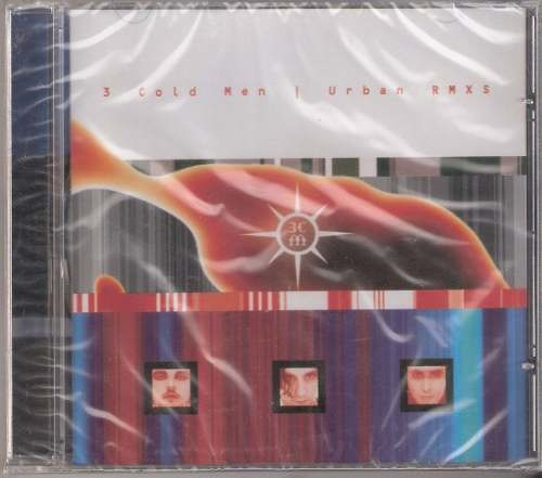 cd 3 cold men - urban rmxs