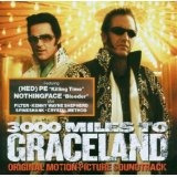 cd 3000 miles to graceland (2001 film) by george s. clinton
