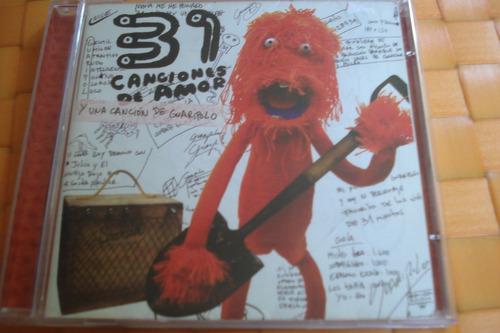 cd 31 minutos 31 canciones de amor chileno
