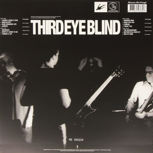 cd, 3b, third eye blind