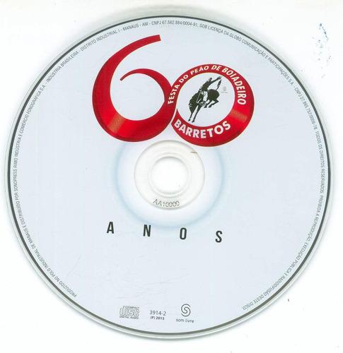 cd - 60 anos de barretos