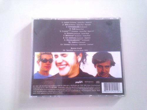 cd 7 siete delfines - dark - richard coleman