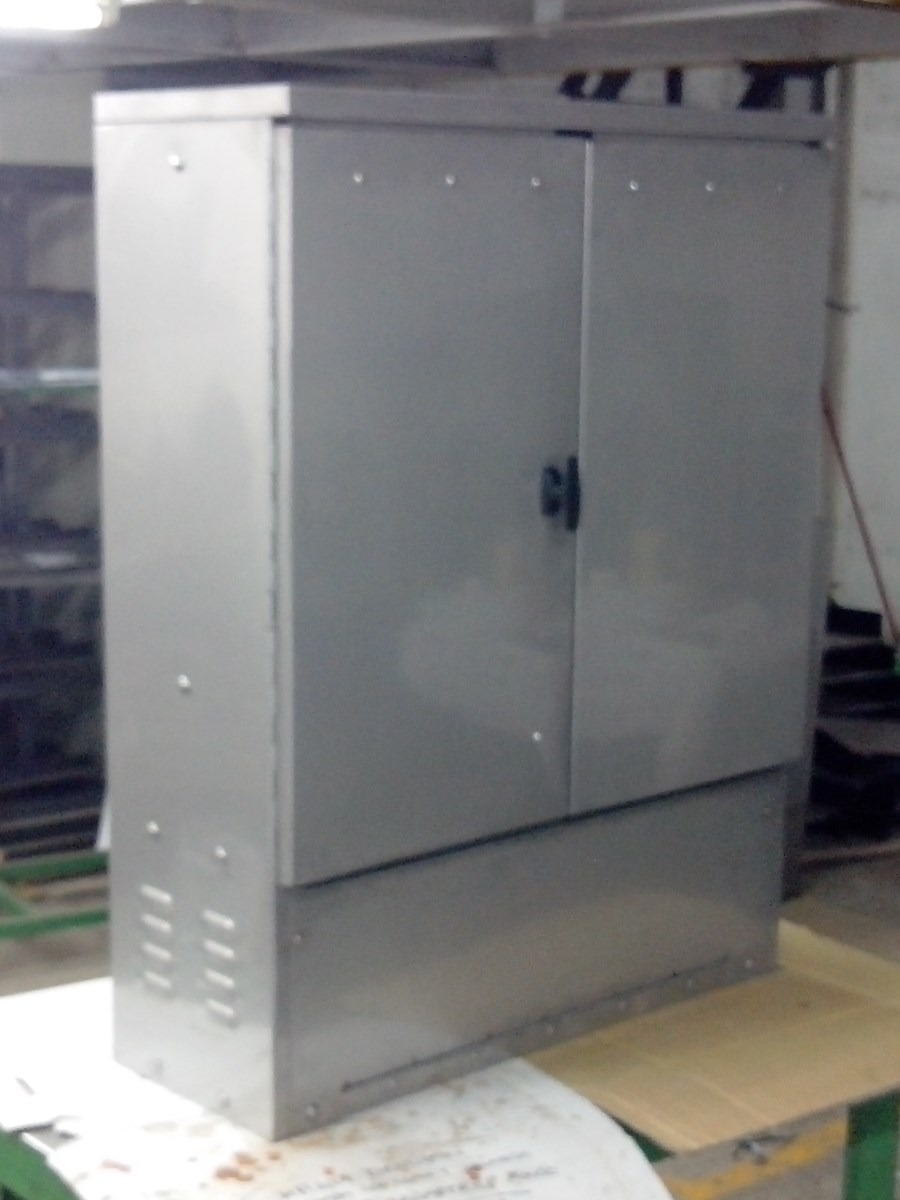Cd 800 pares cd 1600 pares caja de distribucion tipo for Caja de distribucion