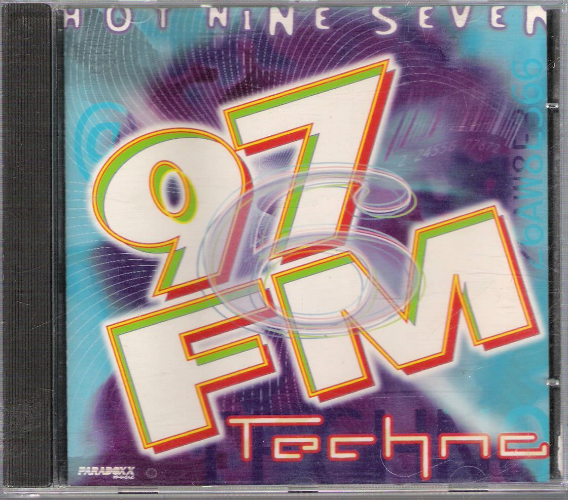 Cd 97 Fm Hot Nine Seven Vol6 - R 20,00 Em Mercado Livre-5005