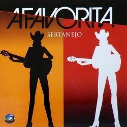 cd a favorita sertanejo - novo***