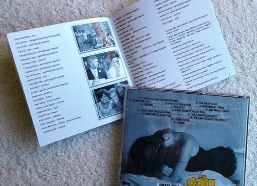 cd a gata comeu internacional 1985 / trilhas & afins