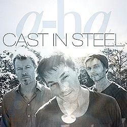 cd a-ha - cast in steel (novo/lacrado)