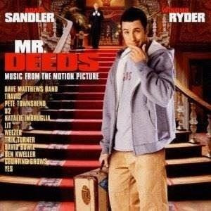 cd - a herança de mr. deeds - trilha sonora adam sandler