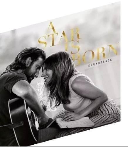 cd a star is born - nasce uma estrela - trilha lady gaga new