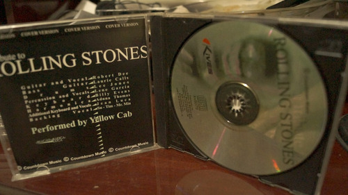 cd a tribute to rolling stones