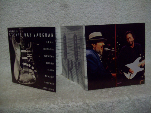 cd a tribute to stevie ray vaughan