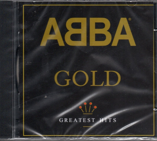 cd abba - gold greatest hits