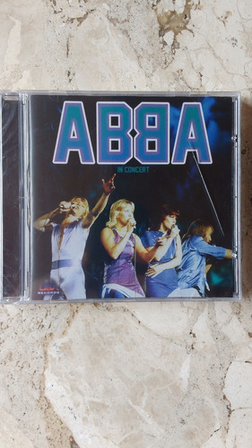 cd abba in concert
