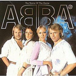 cd abba - the name of game (novo-lacrado)